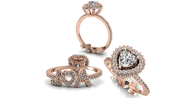 Para fechar o ano: brilho e diamantes