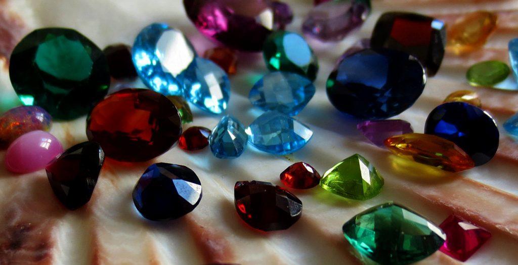 Pedras preciosas brasileiras: abundância e diversidade