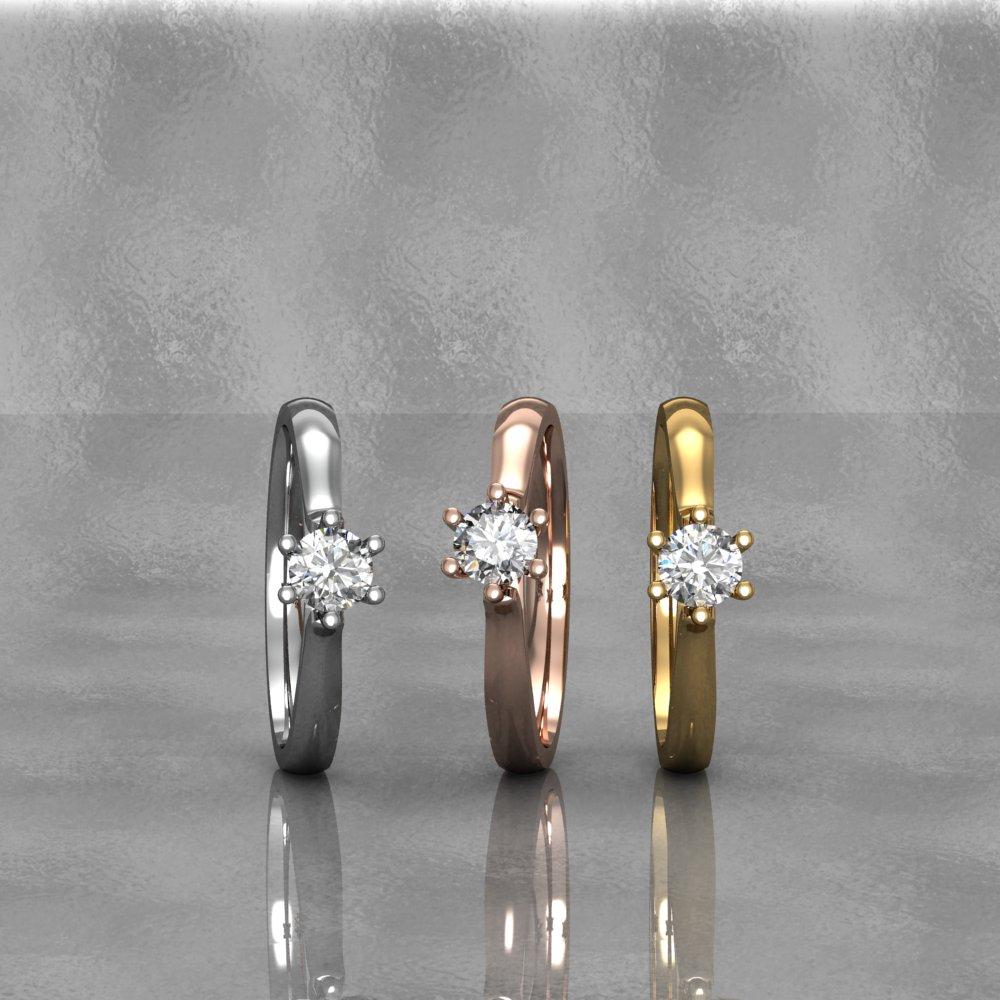 Confira as tendências para anel de noivado
