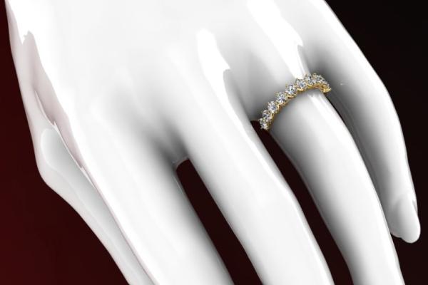 Como escolher a Aliança Perfeita para seu Casamento?