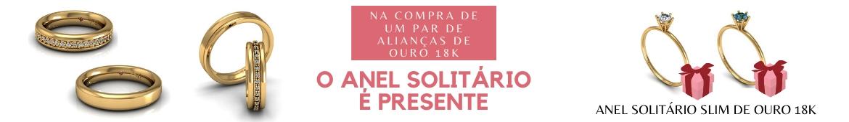 Comprar Aliança de Ouro em São Paulo
